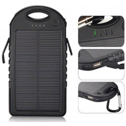 POWER BANK SOLAR / CARGADOR PORTATIL SOLAR